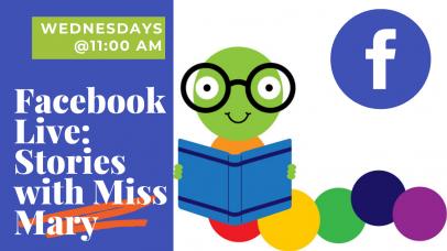 Facebook Live Stories logo